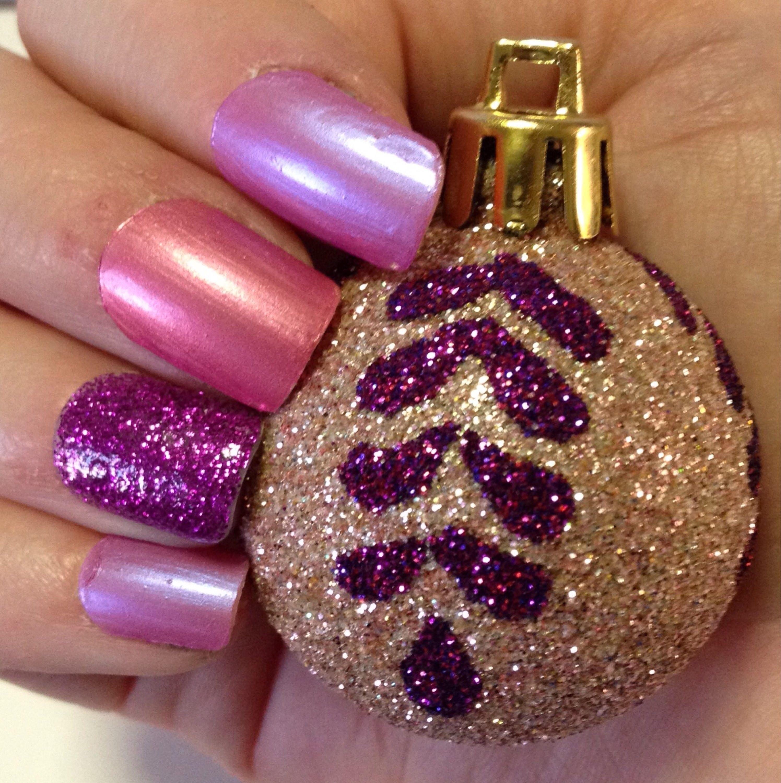 Hübsche rosa Nagellack Set / Indie-Lack-Set Geschenk für sie