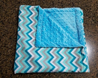 Custom Minky Baby Blanket