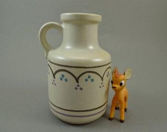 Vintage vase / Scheurich / 414 16   West Germany   WGP   60s