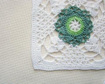 cotton coaster, lace coaster, square coaster, mucg rug, doily, lace doily