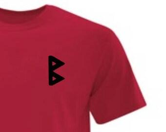BERKANO Rune Symbol - Mens T-Shirt