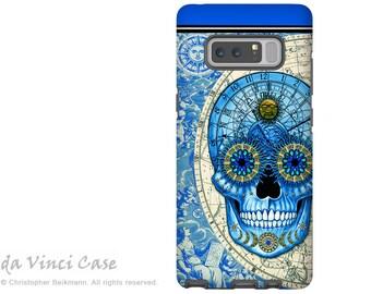 Astrology Skull Galaxy Note 8 Case - Steampunk Skull Art Case for Samsung Galaxy Note 8 - Astrologiskull - Premium Dual Layer Case