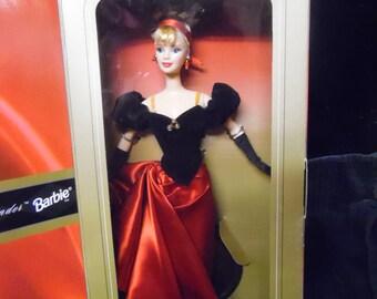 BARBIE Doll Avon WINTER SPLENDOR