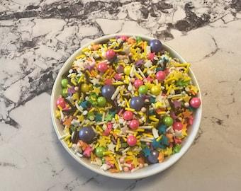 Edible sprinkles - Ice Cream Sundae 120g