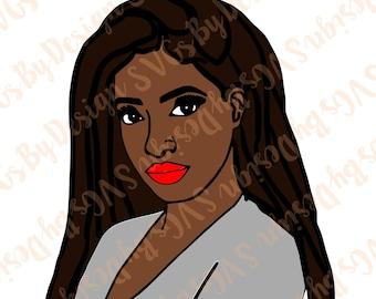 südliche schwarze Mädchen