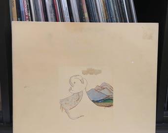 "Joni Mitchell - ""Court And Spark"" vinyl record"