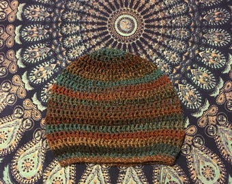 Slouch Beanie, Slouchy Beanie, Crochet Beanie, neutral slouch hat, slouch hat, slouchy hat, womens slouch hat, Women's beanie, crochet hat