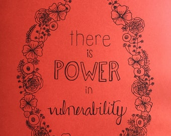 POWER in Vulnerability print