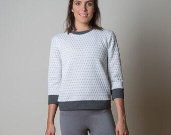 Sewaholic PATTERN - Fraser Sweatshirt - Sizes 0-20