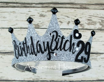 21 birthday, woman birthday crown,birthday custom Crown,Birthday Crown,21 Birthday Crown,Adult birthday crown,60birthday Crown