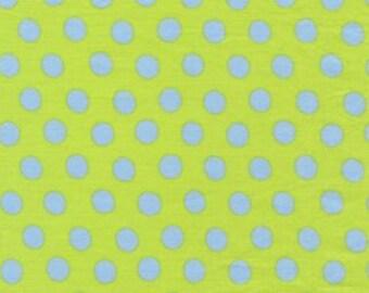 Kaffe Fassett - Spots GP70 Apple- Quilt Fabric - 1/2 Yard Cotton Quilt fabric 516