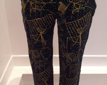 hervé leger 90s pants/leggings