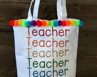 Teacher x ROYGBIV