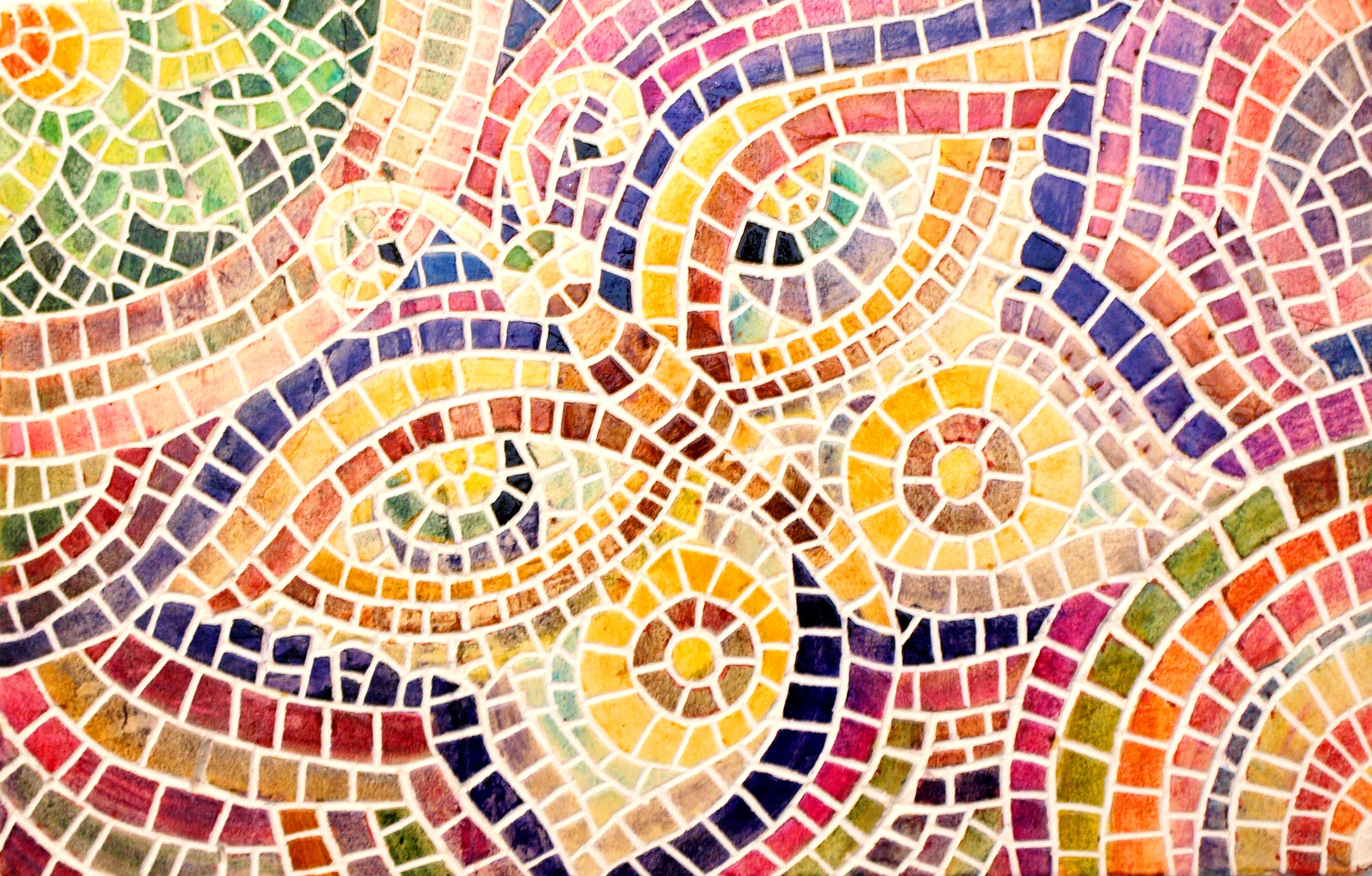 Nice Mosaic Wall Art Kits Embellishment - Wall Art Collections ...
