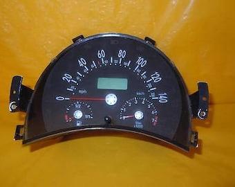 1998 VolksWagen beetle speedometer head
