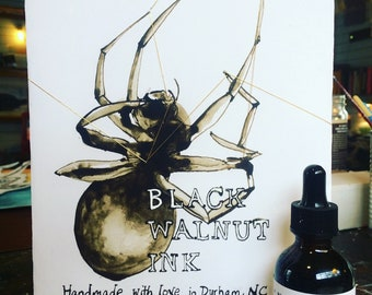 Black Walnut Ink  (4 oz)