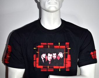 Stranglers T-shirt - Custom music t-shirts, alternative clothing