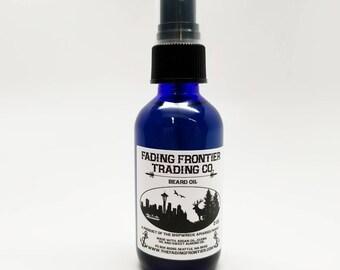 Fading Frontier Beard Oil