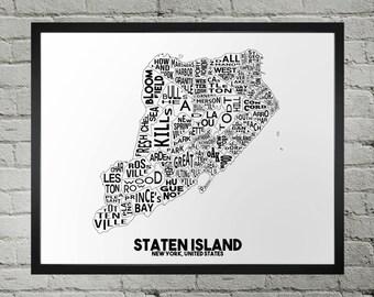 Staten island Etsy