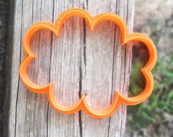 "Cookie cutter ""The plate 34"""