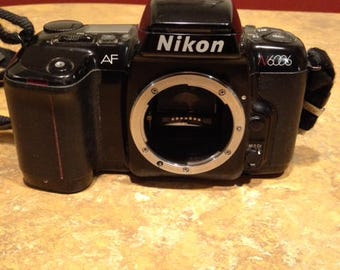 Nikon N6006 Auto Focus Film Camera