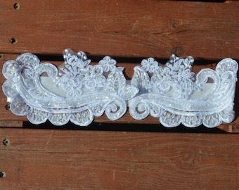Vintage Bridal belt/sash, Wedding  Belt, lace bridal belt, lace wedding belt, sash belt.