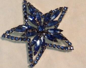Vintage STAR brooch.