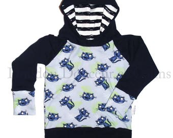 Scalable hoodies Tigers