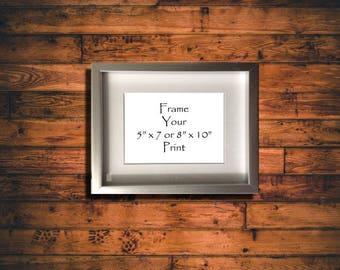 Frame Your Into the Wild Print!