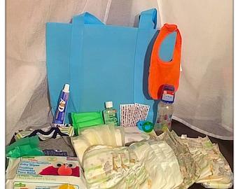 Emergency Diaper Bag