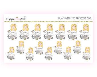Plan with Me Princess - 001