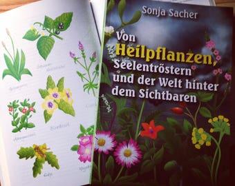 """Buch """"Von Heilpflanzen, Seelentröstern und der Welt hinter dem Sichtbaren"""" / Heilpflanzen / Kräuterkunde / Kräuter / Kräutermagie"""