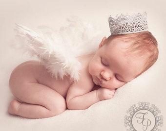 Angel Princess Wings and Crown Set