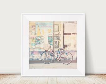 pink bicycle photograph cambridge photograph travel photography bicycle print england photograph english decor book photograph