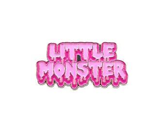 Little Monster Enamel Pin - Lady Gaga Enamel Pin - Lady Gaga Pin - Pink Enamel Pin - Lady Gaga Little Monster Pin