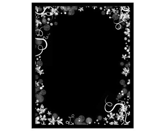 Autumn, Fall Frame Overlay, Fall Leaves Photoshop PNG Overlay for Portraits, Scrapbooking