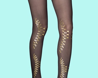 Courtney tights, available in S-M, L-XL, gift for her, gift ideas