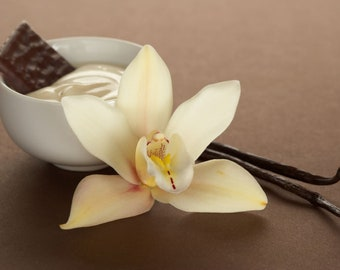 Warm Vanilla & Fig- 8 oz Mason Jar