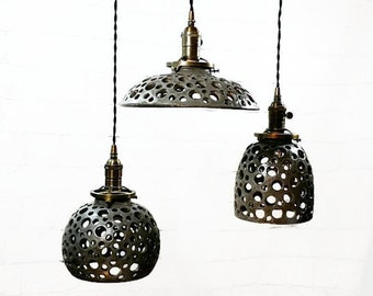 Lighting - Hanging pendant lamp - Pendant Light - Lamp - Home Decor Lighting - Home Lighting - Custom Lighting - Hanging Pendants - Light