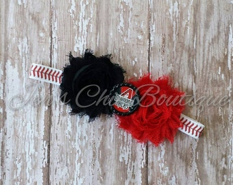 Arizona Diamondbacks baseball infant, toddler, or adult sized elastic headband