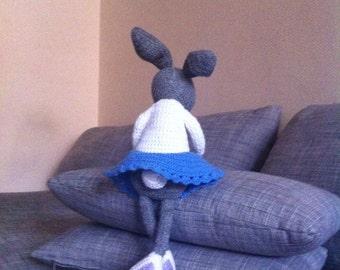 Emilia the rabbit