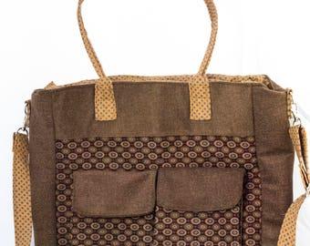 The Pocket Bag, Brown