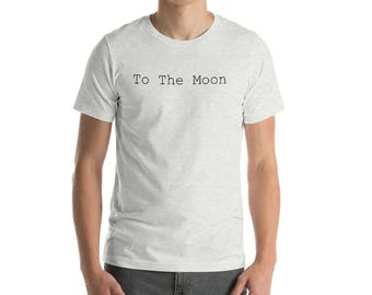 To The Moon Tee