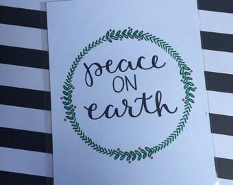 Peace on Earth Print