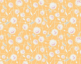 Seed Puffs Jonquil from Art Gallery's Gossamer Collection - Choose Your Cut