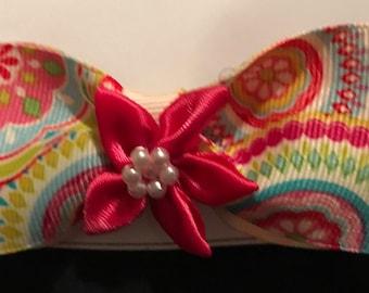 Simply beautiful hair bow