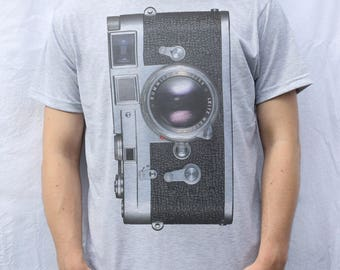 Leica M3 Camera T shirt
