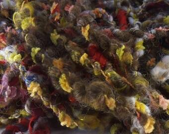 Coco: handspun art yarn