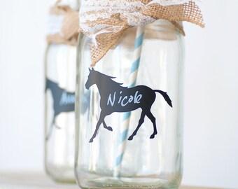8 Kentucky Derby, Horse Chalkboard Labels, Equestrian, Mason Jar Decor,Drink Labels,Stickers,Mason Jar Labels,Storage Labels