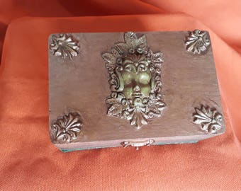 Greenman Decorative Box